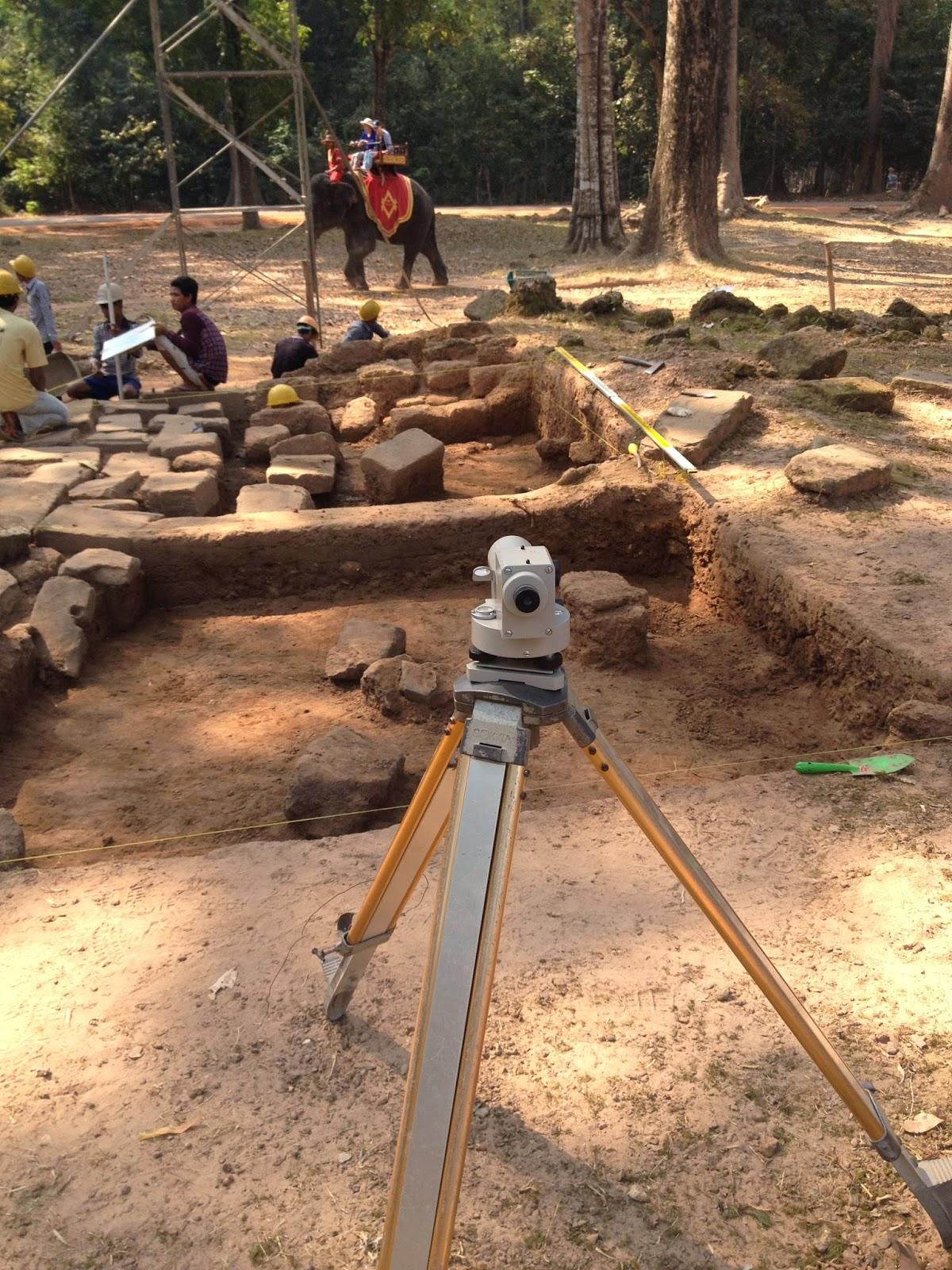 voor opleiding archeologie
