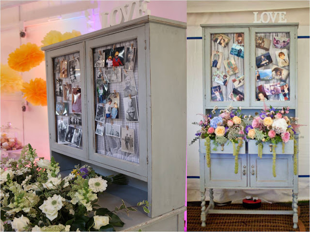 Personalised French dresser