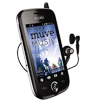 ZTE Chorus Phone Music Android CDMA with SRS WOW HD Audio Technology