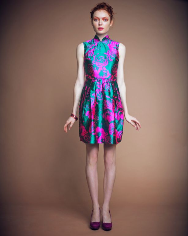 Bonjour Singapore Fashion Blog With A Focus On Asia A Singaporean Chinese New Year From Tong Tong