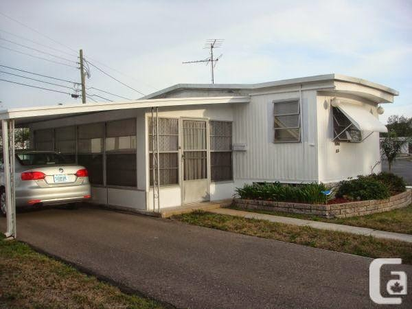 Manufactured Homes in Florida
