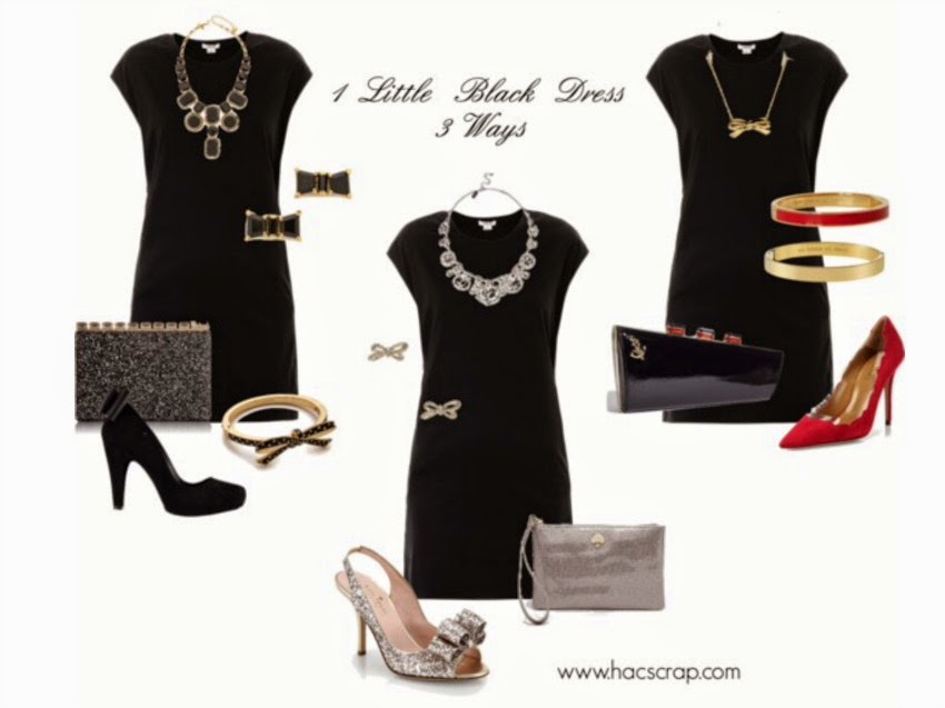 Little Black Dress Style Ideas