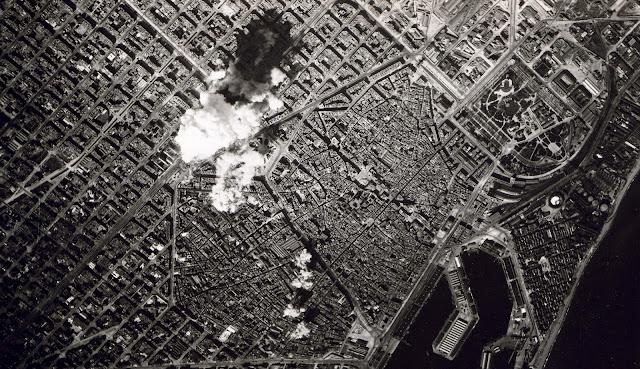 Bombardamenti italiani Barcellona 1938