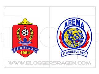 Prediksi Pertandingan Arema vs Persijap Jepara