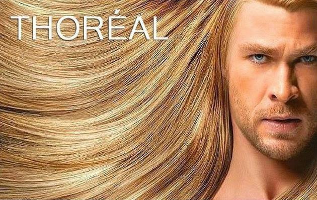 Con la fuerza de Thor
