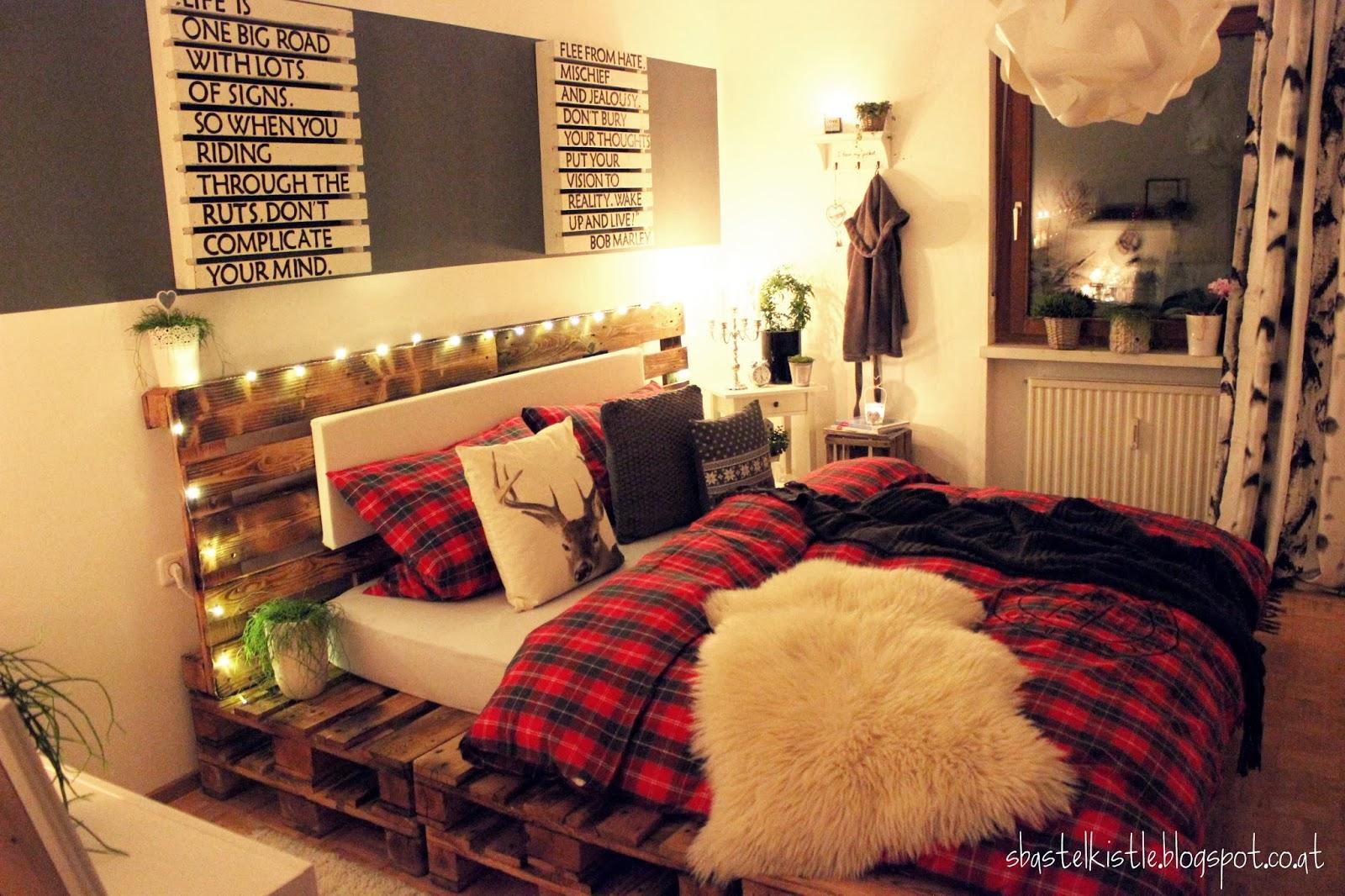 Sbastelkistle Roomtour Schlafzimmer