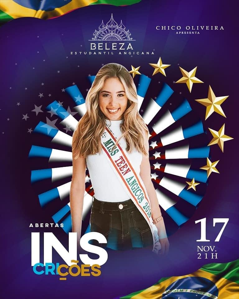 Beleza Estudantil Angicana 2018