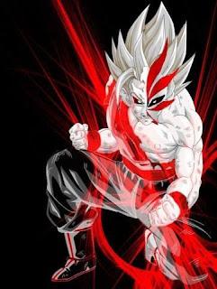 hallow Goku