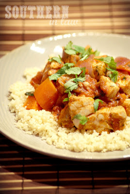 Low Fat Moroccan Fish Tagine Recipe - Hello fresh Review