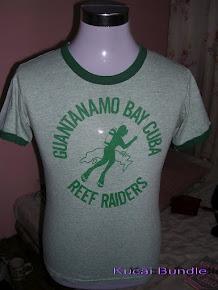 GUANTANAMO BAY CUBA 12 RAYON