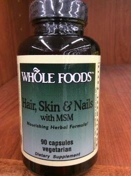 Whole foods vitamin supplements
