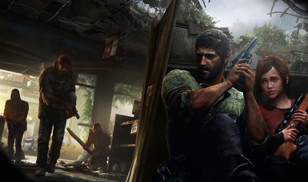The Last of Us HD & Widescreen Wallpaper 0.0442618656169333