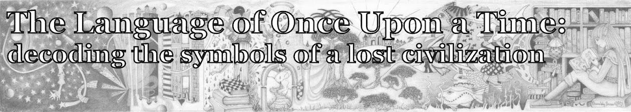 The Language of Once Upon a Time