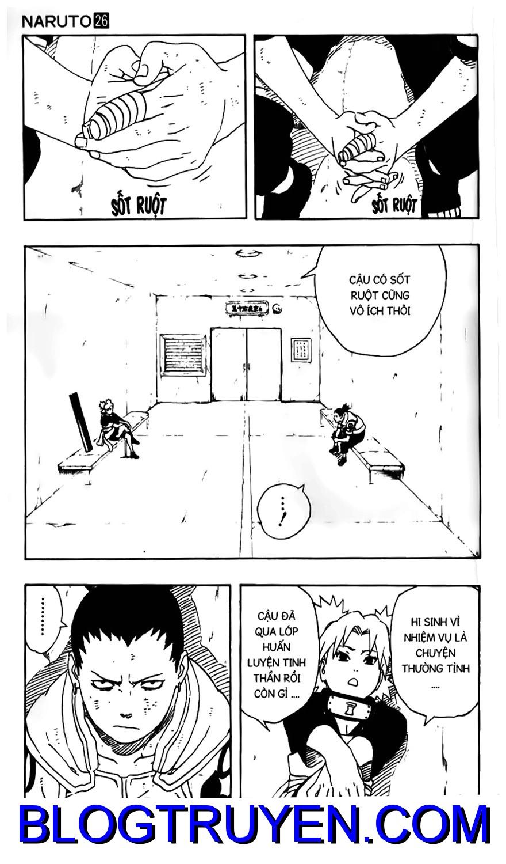 Naruto chap 235 Trang 11 - Mangak.info