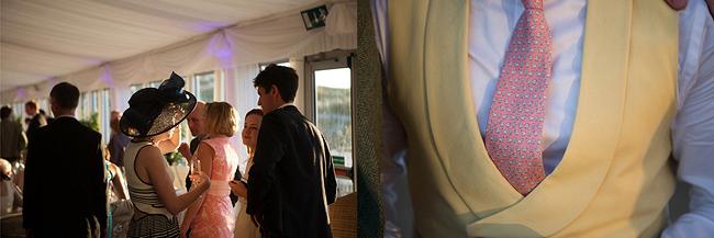 Wedding Photography Doonbeg Ireland, wedding guests