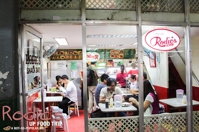 The Home of the Famous Beef Tapa - Rodic's
