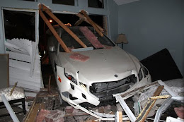 Lawyer Plows Into Home...