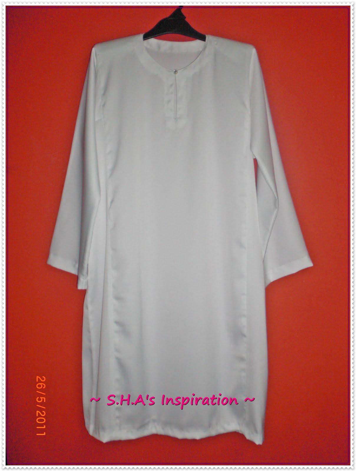 Baju Kebaya Putih Sha S Inspiration May 2011