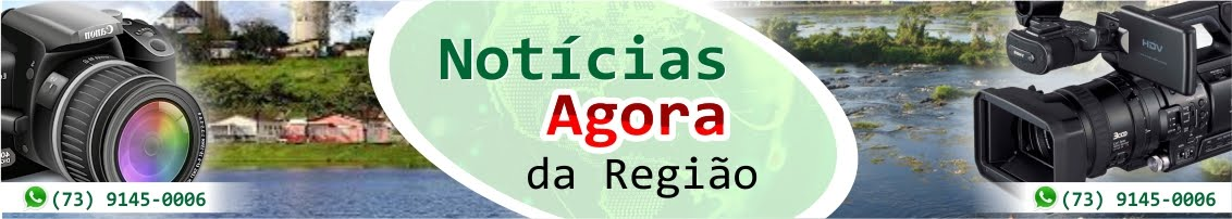 NOTICIAS AGORA DA REGIÃO