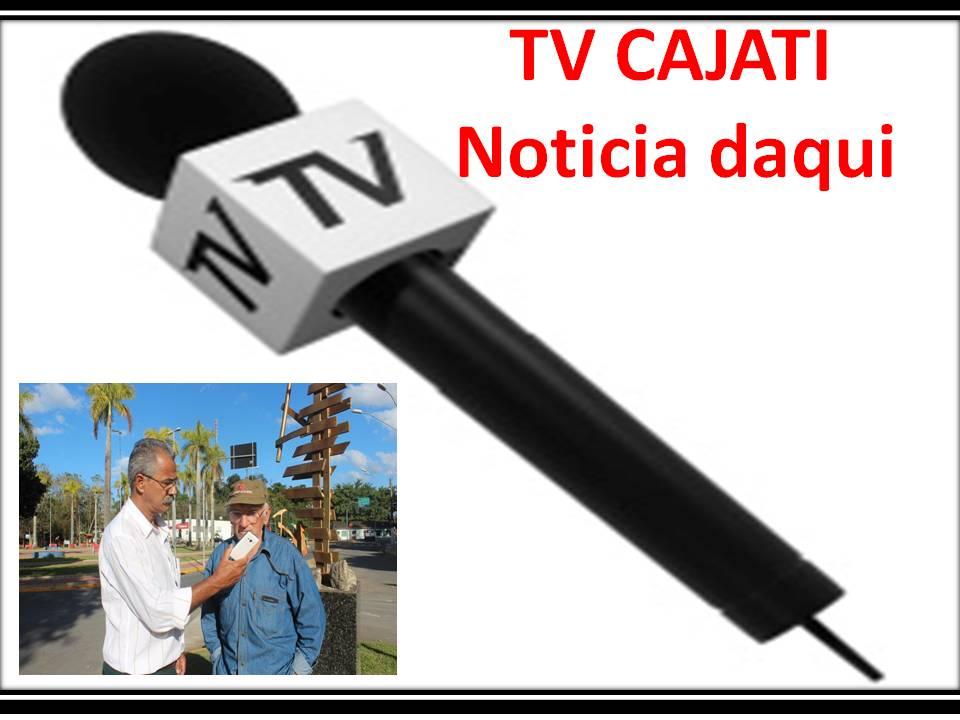 TV CAJATI AGORA
