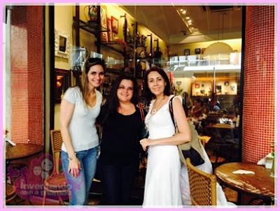 Antonia Casa e Café Copacabana