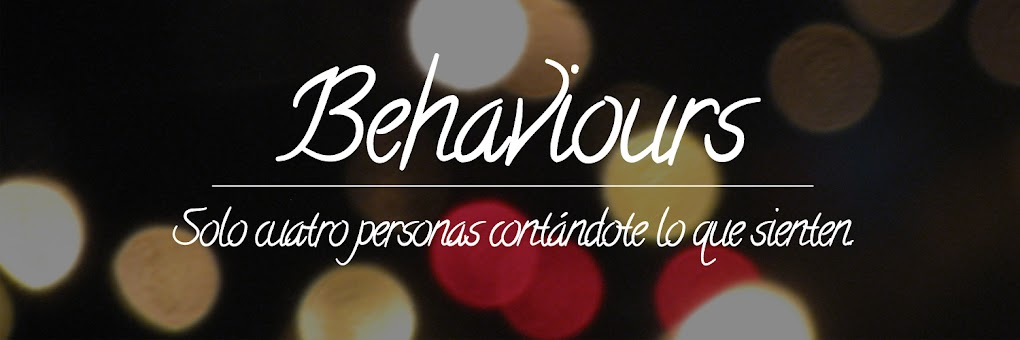 Behaviours.
