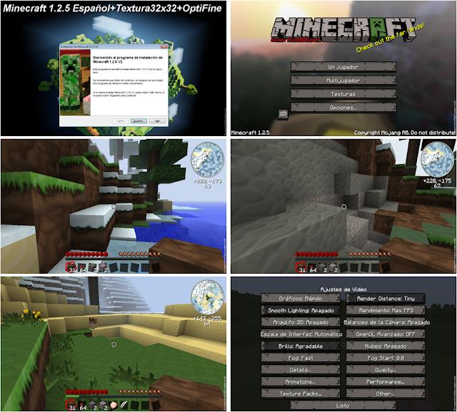 Capturas Minecraft