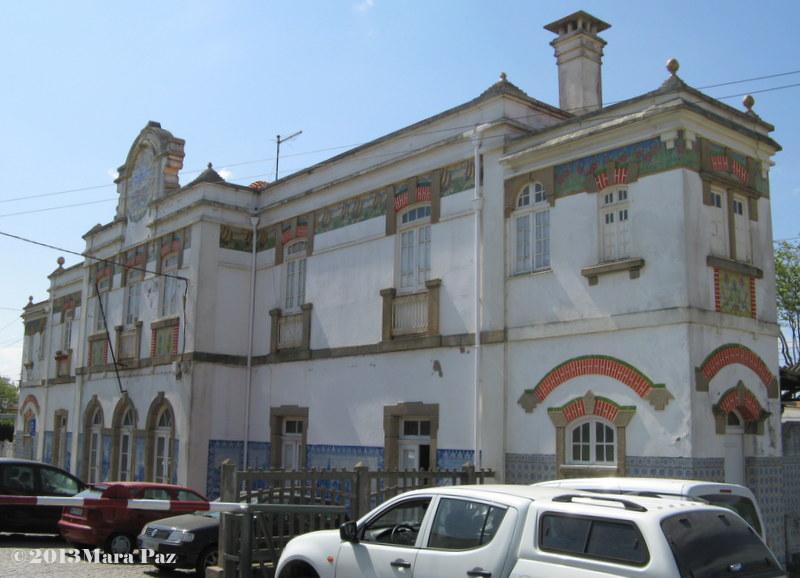 Estação da Granja, Portugal