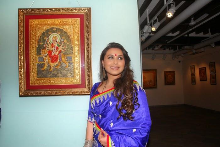 Rani Mukerji Launch Art Show An Art Collector's Paradise Event Photos