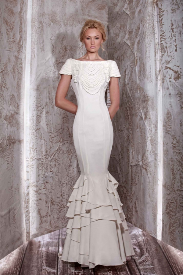 2016 Wedding Dresses And Trends Tony Ward 2012 Spring Summer Bridal Collection