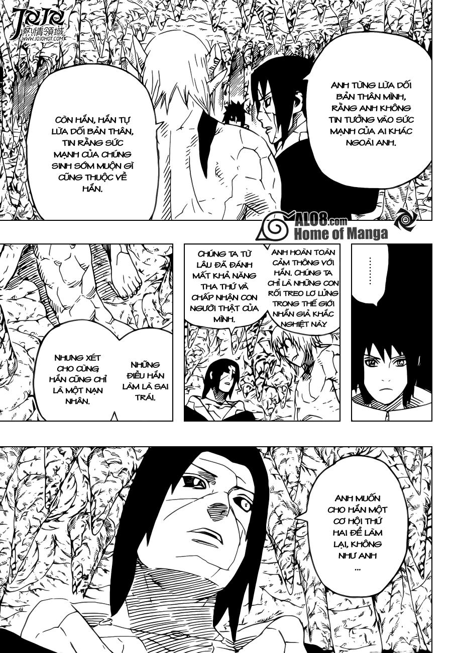 Naruto chap 587 Trang 7 - Mangak.info
