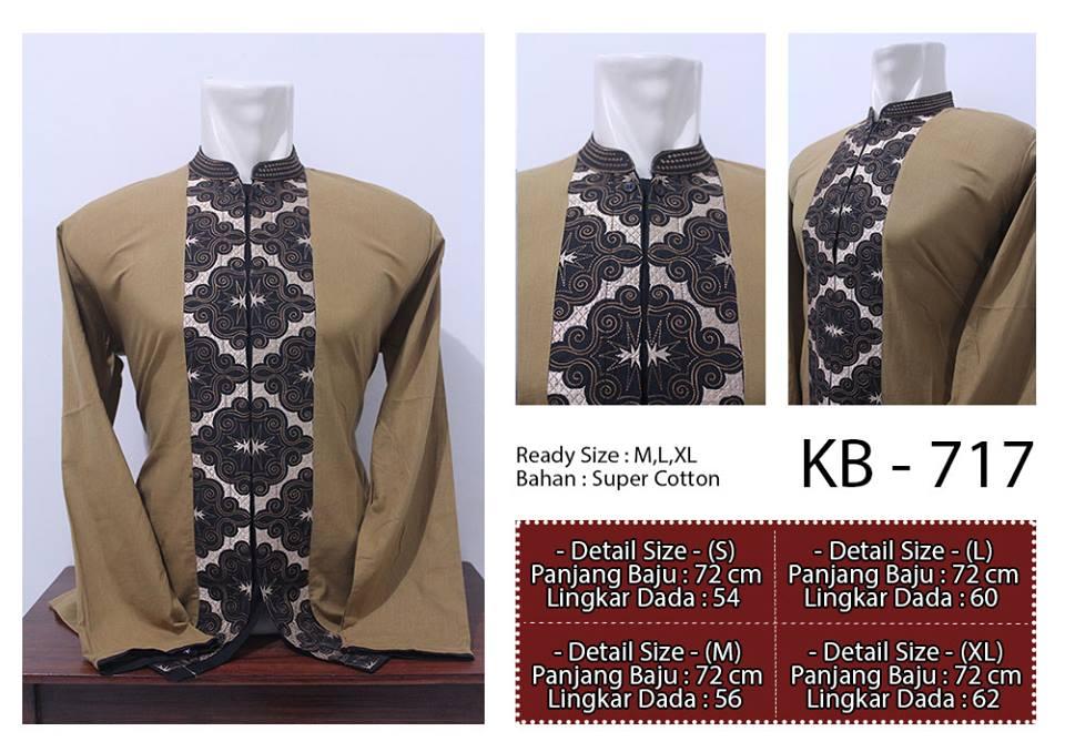baju koko 2013 batik terbaru