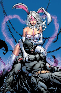 White Rabbit coming soon in Batman The Dark Knight #3 from DC Comics