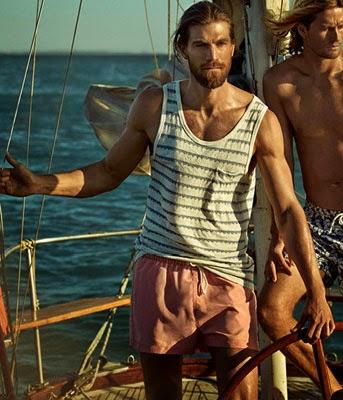 bañador hombre verano 2014 H&M