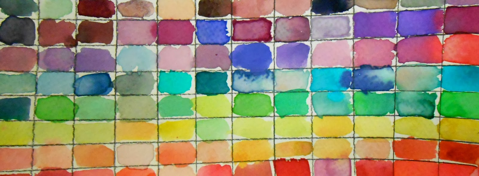 experiments in art education  100 color challenge