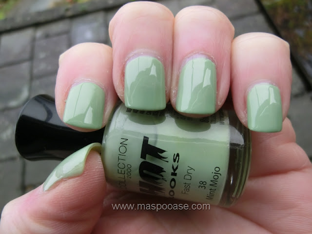 Hot Looks Mint Mojo Swatch