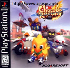 Free Download Game Chocobo Racing PSX ISO Full Version zgaspc