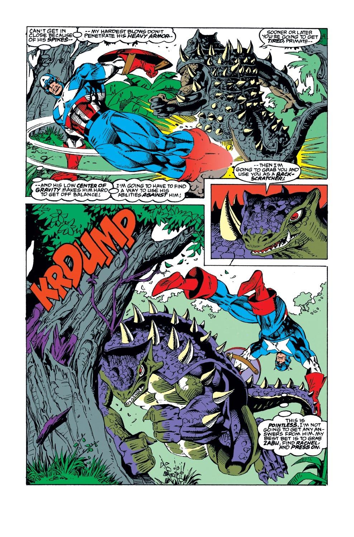 Captain America (1968) Issue #415 #364 - English 20