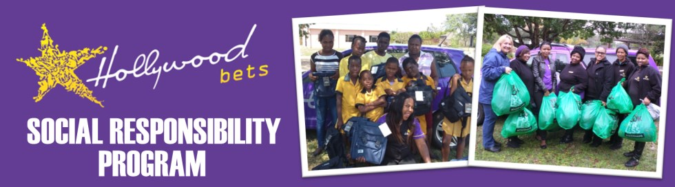 Hollywoodbets - Social Responsibility Programme
