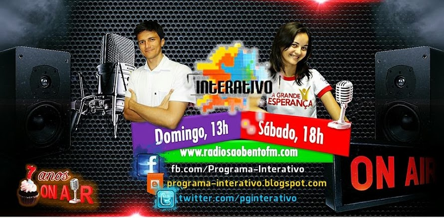 Programa Interativo