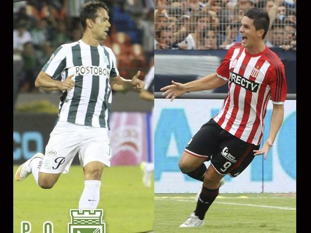 Estudiantes vs Atlético Nacional Por Copa Libertadores 09-04-2015