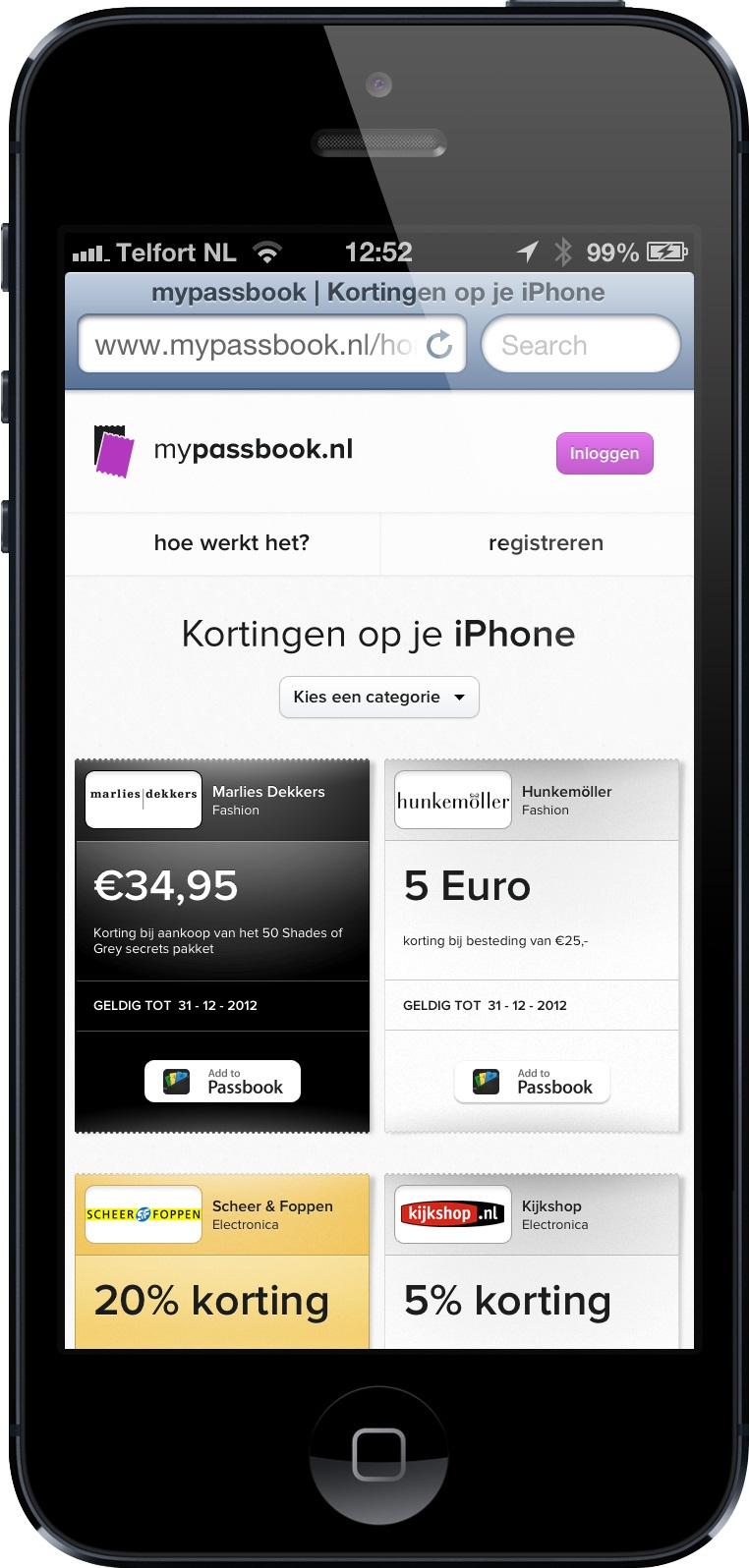 Coupons nederland