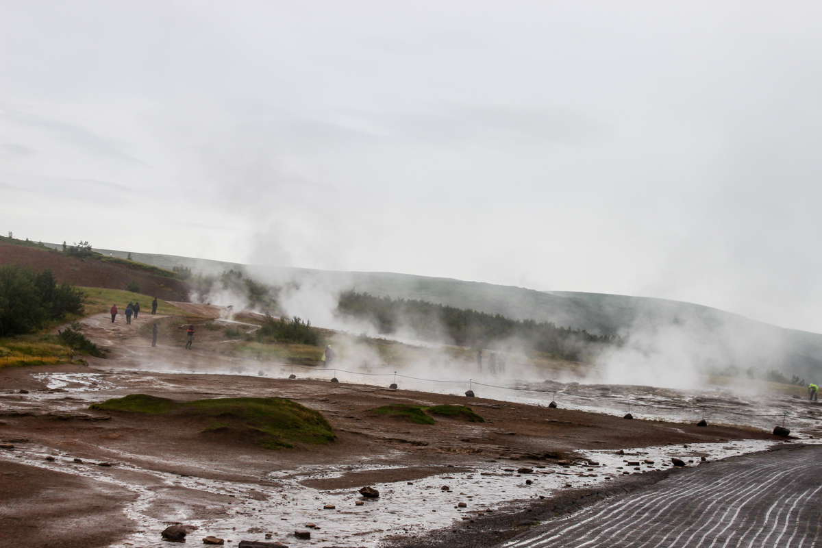 Geysir Iceland - The Goodowl Travel