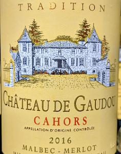 Notre vin de la semaine est un très bon rouge de Cahors !