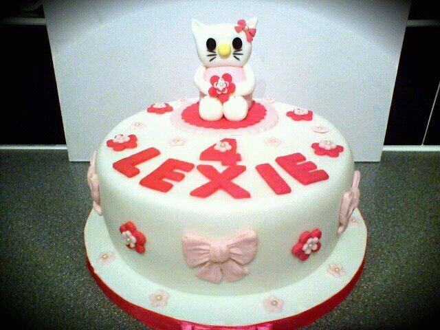I Dream Of Cake Childrens Cakes