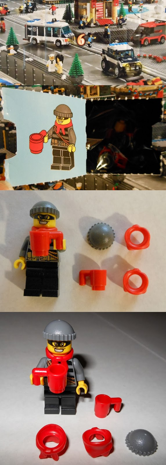 Toni Builds with LEGO®: City: Advent Calendar Day 6 [REVIEW]