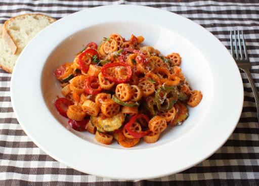 Wheels Pasta