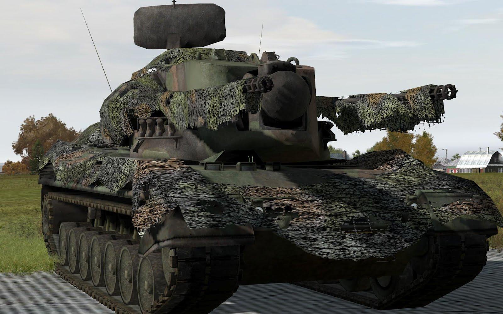 弱者の日記^^Arma 2 用のオランダ軍 MOD がバージョン 0.80 へ更新