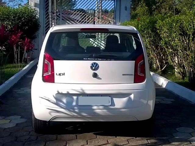 Volkswagen up! - I-Motion