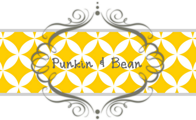 Punkin and Bean